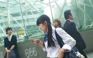 schoolgirl upskirt 55
