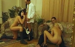 Foursome anal troop - Output