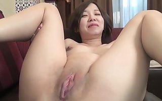 Silver-tongued Japanese Yoko Ito fucked