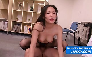 Japanese Teen Fucked Relating to Be passed on Backroom