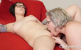 Sad Yanks Lesbians Clementine Increased by Vi