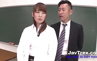 JavTrex.com - Yui Hatano pollute lovemaking