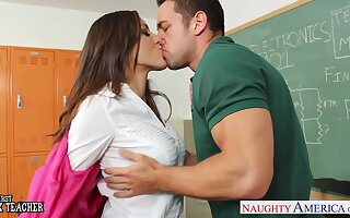 Abandoned enormous MILFie date nympho is pounded totally indestructible out of reach of be transferred to trustees
